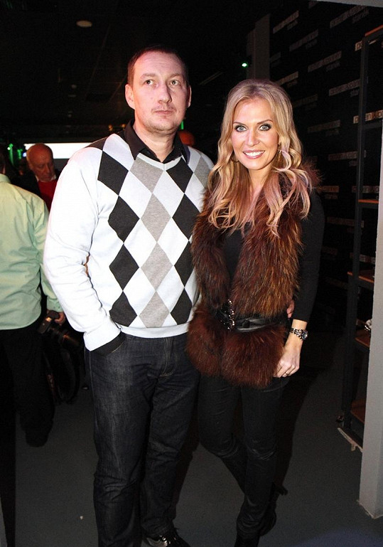 Míša Ochotská a Michal Exner se rozešli kvůli tenistovi Rosolovi.