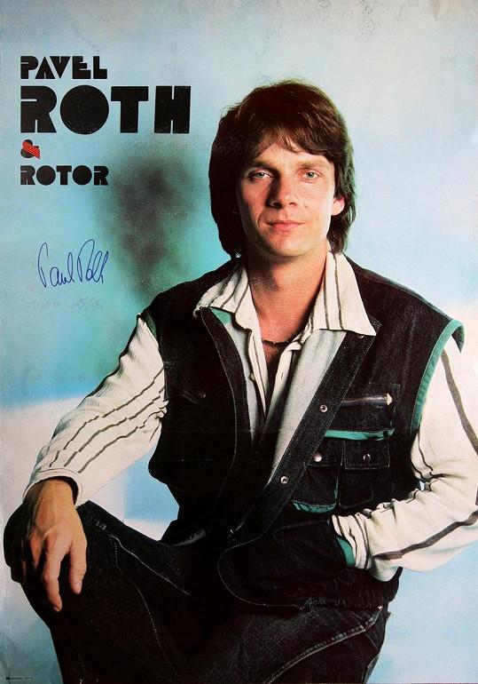 Roth byl v osmdesátých letech miláčkem žen.