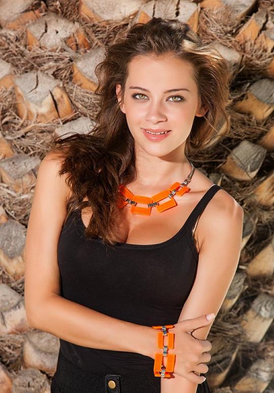 Andrea Žiačiková by se ráda stala novou iMiss. Pomůže jí podoba s Andreou Verešovou?