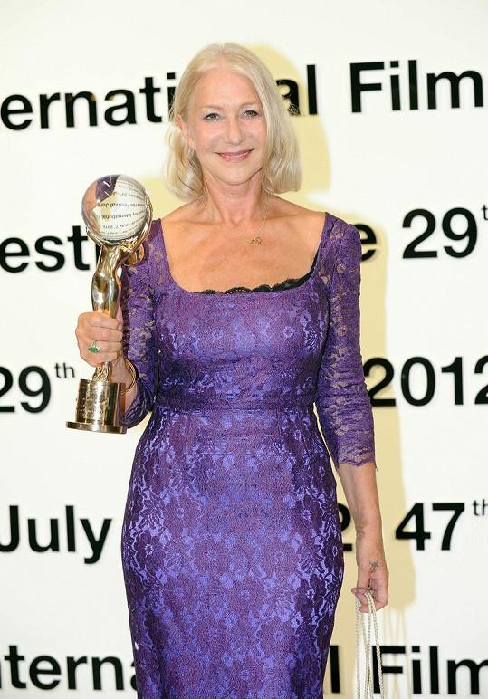 Helen Mirren (2012)