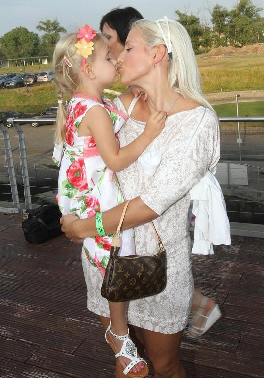 Tereza Mátlová s dcerou letí za pár dní do Dominikánské republiky.