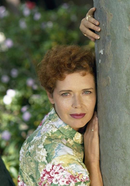 Sylvia Kristel v Los Angeles v roce 2002.