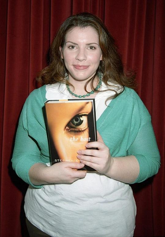 Takhle spisovatelka vypadala před čtyřmi lety.