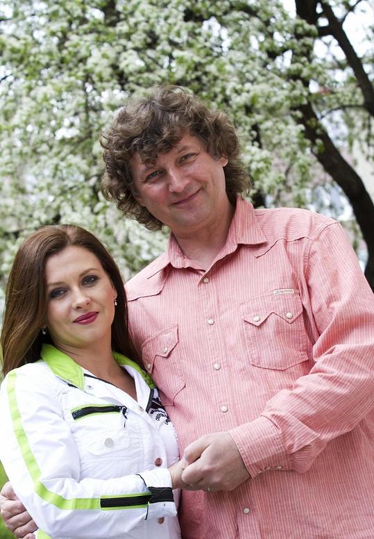 Dana Morávková je s Petrem Maláskem šťastně vdaná 17 let.