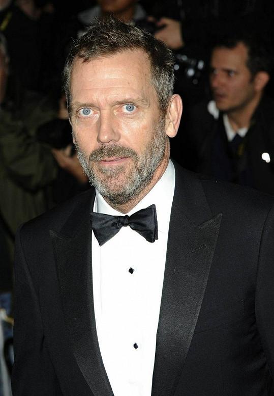 Hudebník roku Hugh Laurie.