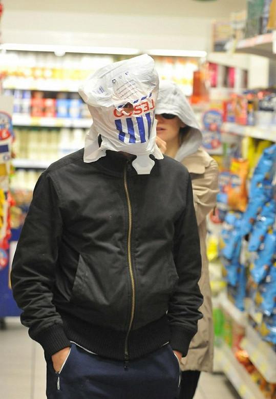 Kate Hudson a Matt Bellamy v Londýně.