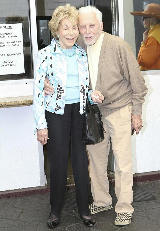 Kirk a Anne.