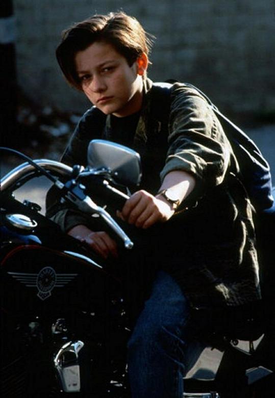 Edward Furlong jako dětská hvězda.