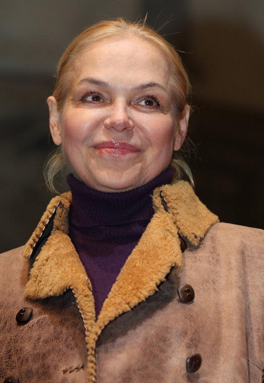 Dagmar Havlová organizovala Mikulášský bazar už poosmé.