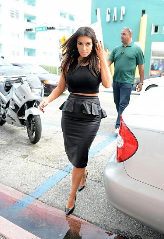 Kim Kardashian v Miami.
