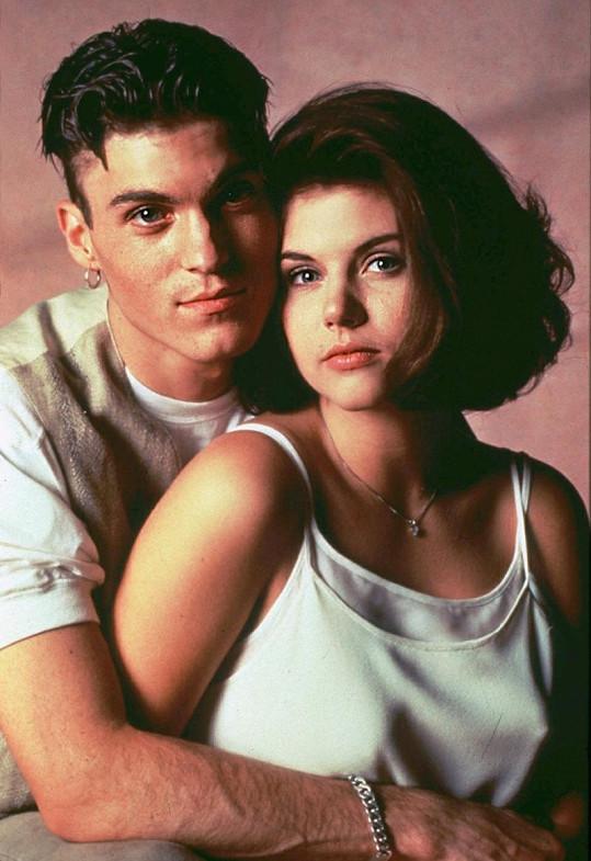 Seriáloví partneři David a Valerie přenesli svůj vztah i do reálného života, vydržel jim sedm let.