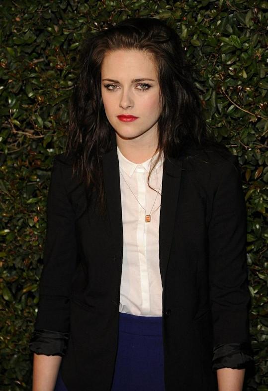 Kristen Stewart je podle britského časopisu Nejlépe oblékanou ženou světa pro tento rok.