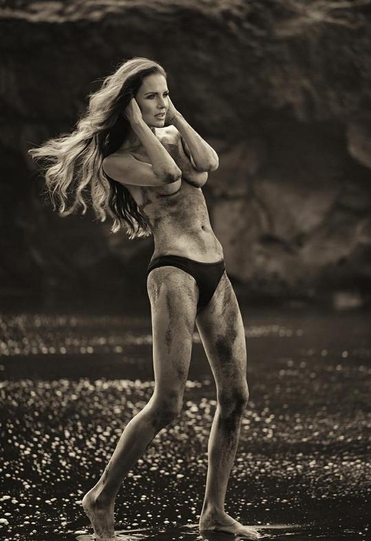 Misska Silvia Lakatošová má nádhernou sexy postavu.