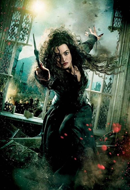 Helena se objevila ve filmech Harry Potter a Fénixův řád a Harry Potter a Princ dvojí krve.