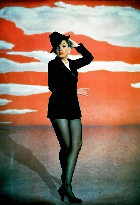 Na výsluní se Judy vrátila snímkem Zrodila se hvězda (1954).