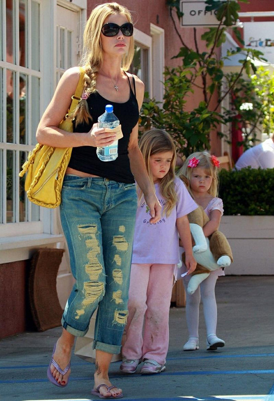 Denise, Sami a Lola.