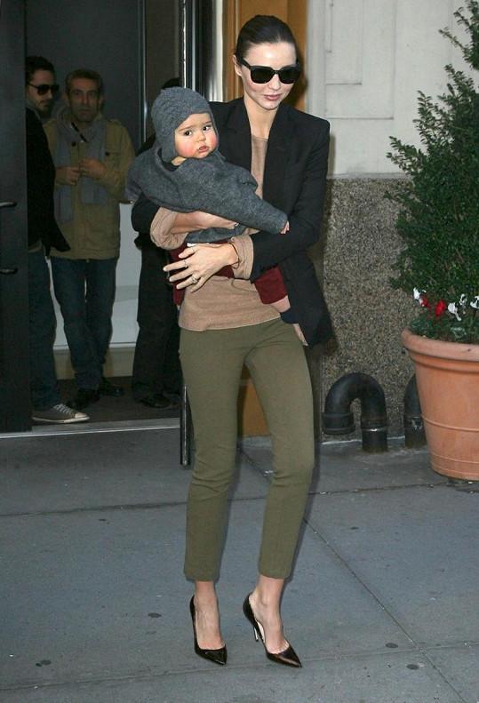 Flynn Christopher je synem herce Orlanda Blooma a modelky Mirandy Kerr.