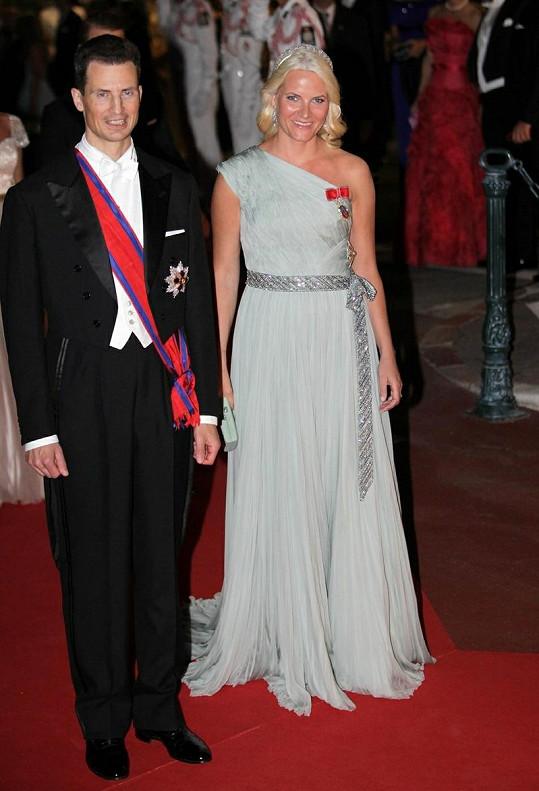 Princezna Mette-Marit.