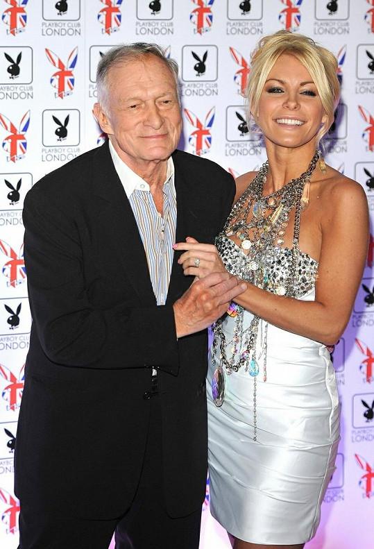 Crystal a Hugh jsou opět spolu.