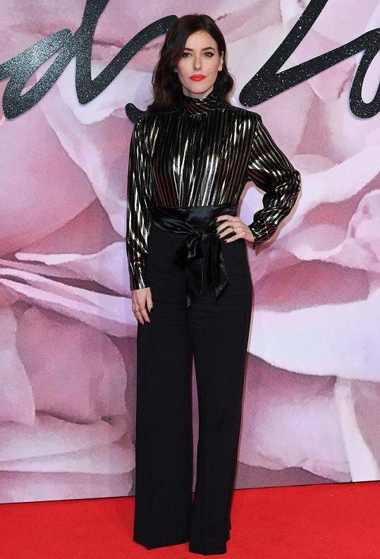 Nedávno na ni upozornila i slavná make-up artistka Lisa Eldridge.