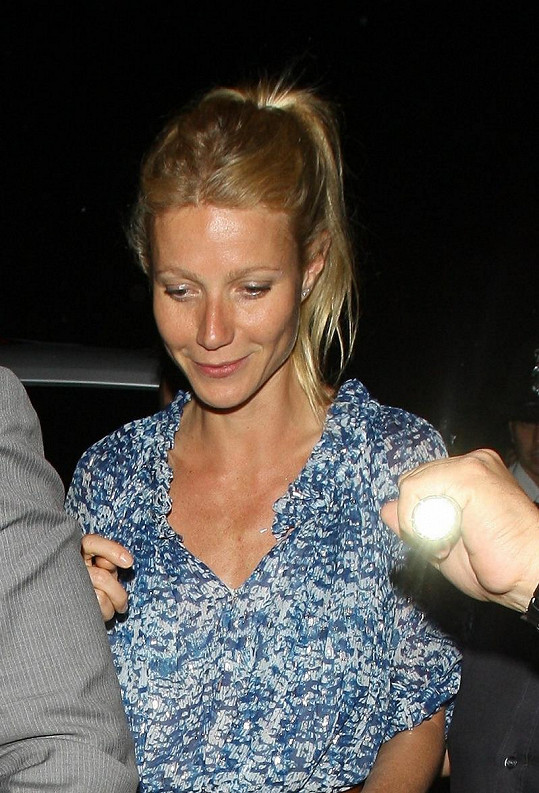 Gwyneth Paltrow také měla dost.