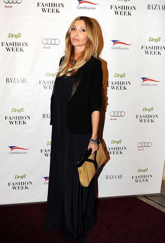 Ivana Mentlová patří mezi nejuznávanější české módní návrháře.
