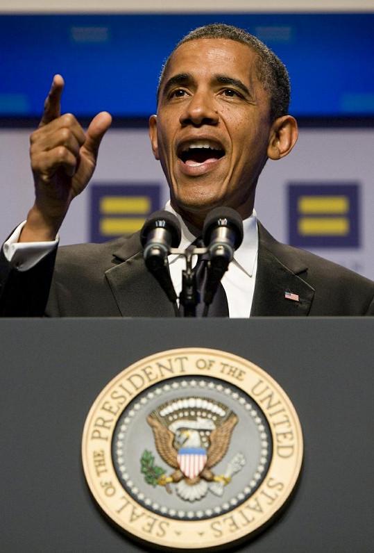 Americký prezident Barack Obama obhájil křeslo hlavy Spojených států.