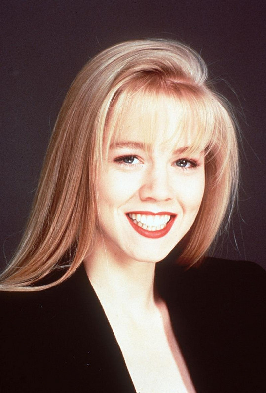 Jennie jako Kelly z Beverly Hills 90210.