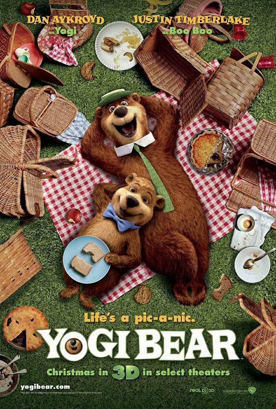 Méďa Béďa se naposledy objevil na plátnech kin v roce 2010.