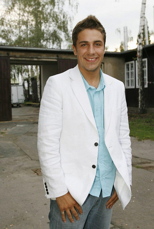 Michal Holán v roce 2007.
