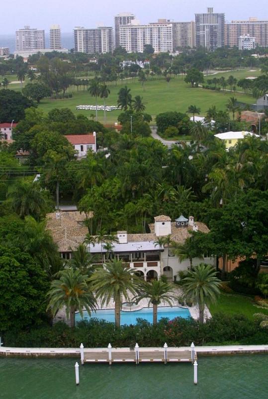 Dům na Miami Beach je k dispozici za 792 miliónů, nekupte to!