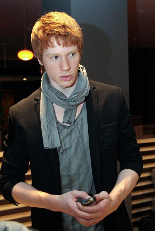 Vnuk Ally Pugačovy Nikita Presňakov.