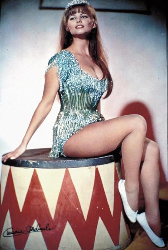 Takové krasavice jako Claudia Cardinale už se dnes nerodí.