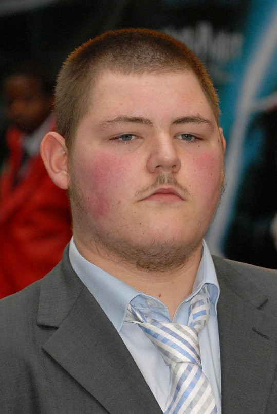 Jamie Waylett si odsedí dva roky ve vězení.