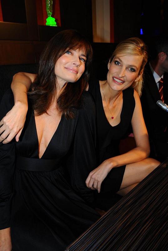 Obě modelky jsou přes svůj věk nádherné a předvedou to i na módním molu na přehlídce Fashion for Kids.