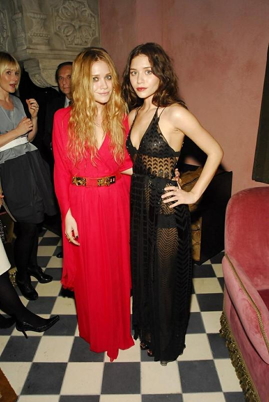Mary-Kate a Ashley Olsen se staly vítězkami žebříčku.