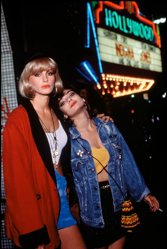 S Julií Roberts v Pretty Woman