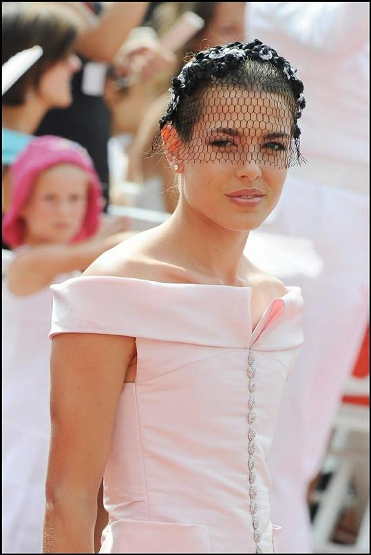 Elegantní Charlotte Casiraghi.