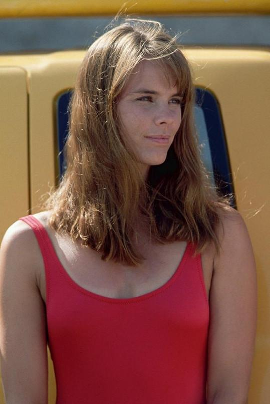 Alexandra Paul byla v seriálu Pobřežní hlídka jako jediná zcela přirozená.