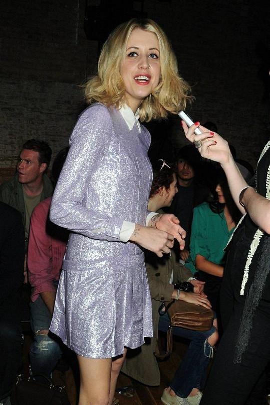 Geldof razantně popřela, že by měla problémy s drogami.