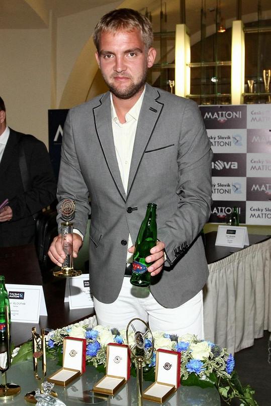 Libor Bouček je autorem songu.