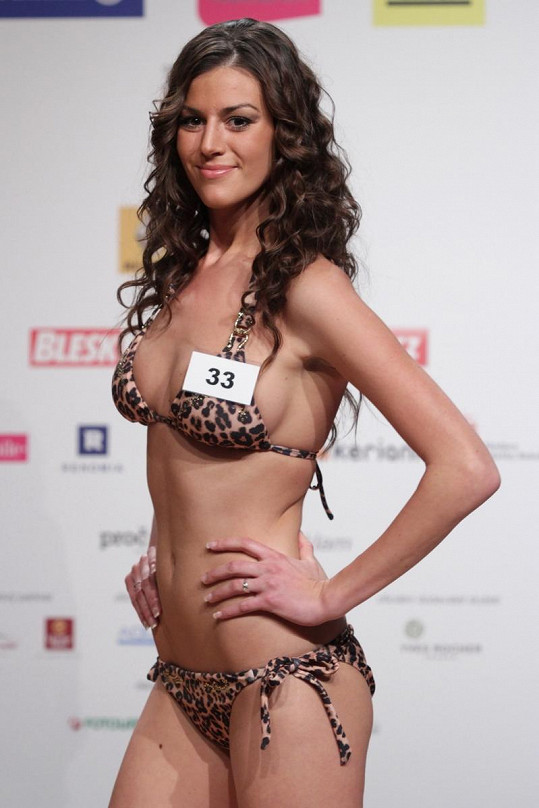 Sandra Sofková, jedenadvacetiletá podnikatelka.