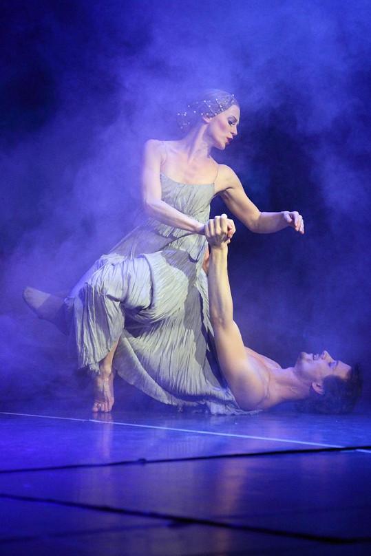 Kateřina Rejmanová-Benešová patří mezi naše nejlepší baletky.