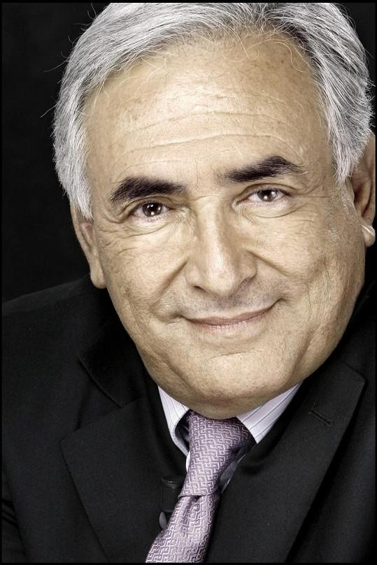 Bývalý šéf MMF Dominique Strauss-Kahn.