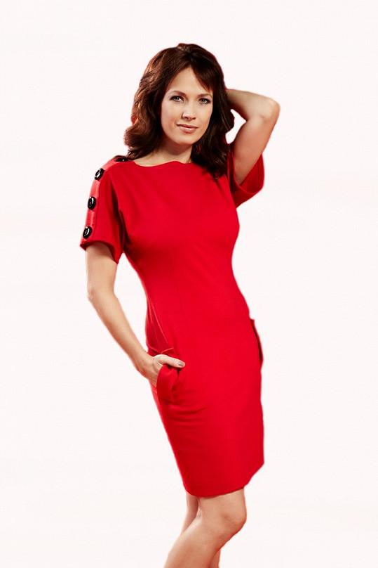 Tereza Kostková hraje ve dvou seriálech najednou a od listopadu na ni čeká StarDance. Všechno prý v pohodě zvládá.