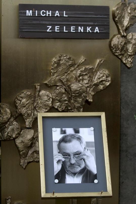 Michal Zelenka zemřel po boji s rakovinou.