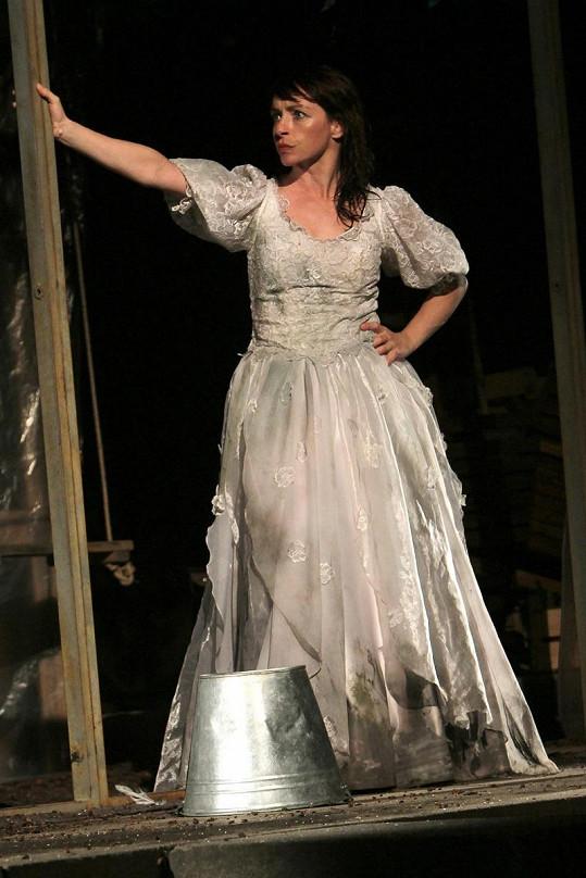 Tatiana Vilhelmová jako Kateřina.