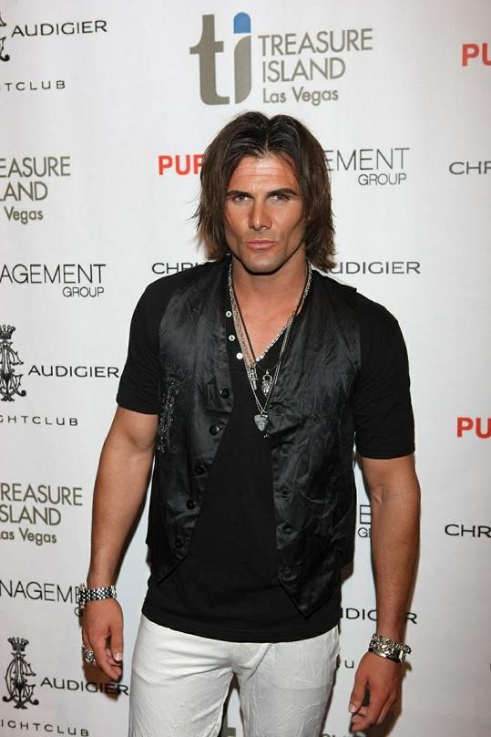 Jeremy Jackson v roce 2008.