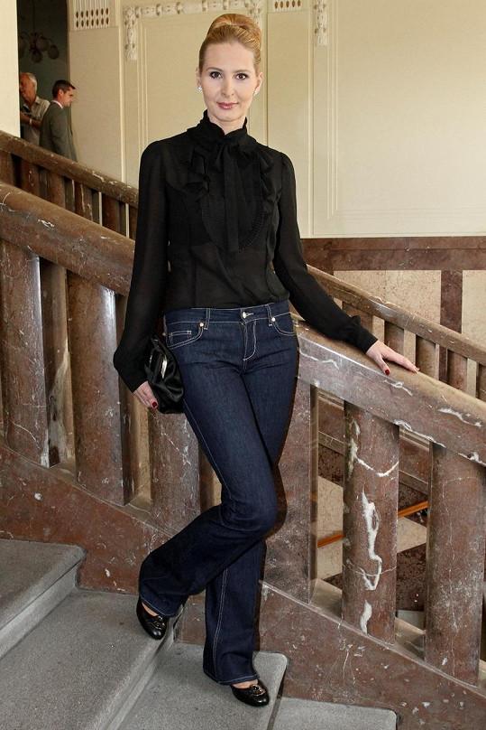 Ivana Gottová má luxusní postavičku i po dvou dětech.