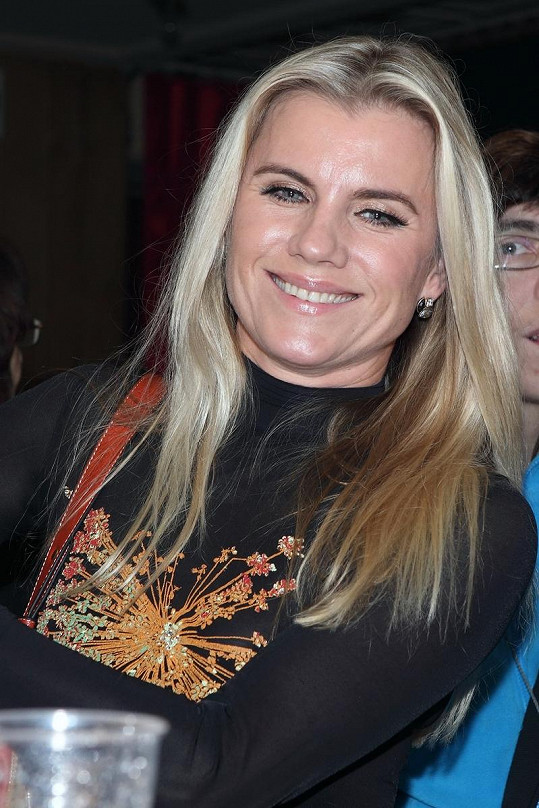 Leona Machálková skončila ve Slavíkovi až čtyřicátá.